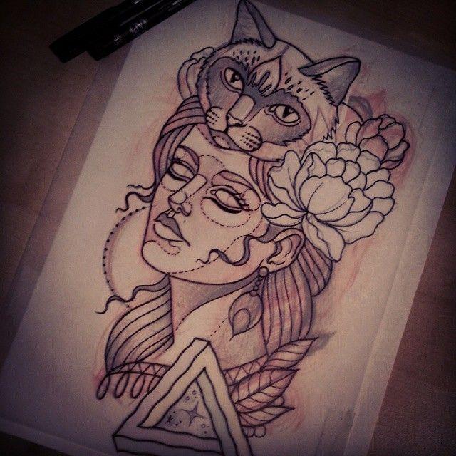 Done by Toni Donaire, tattooist at Blue Cat Tattoo Studio (Barcelona), Spain TattooStage.com - Rate & review your tattoo artist. #tattoo #tattoos #ink