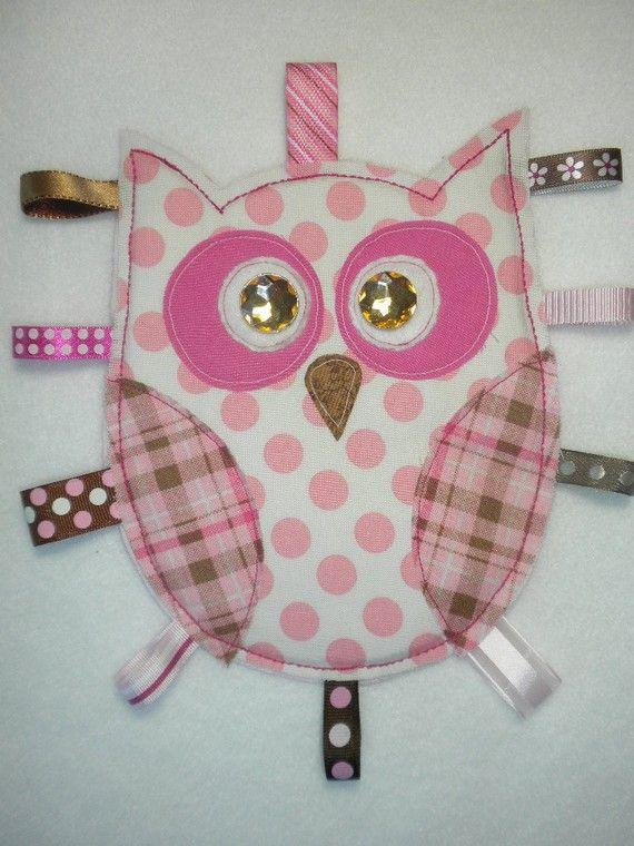 Owl Tag toy
