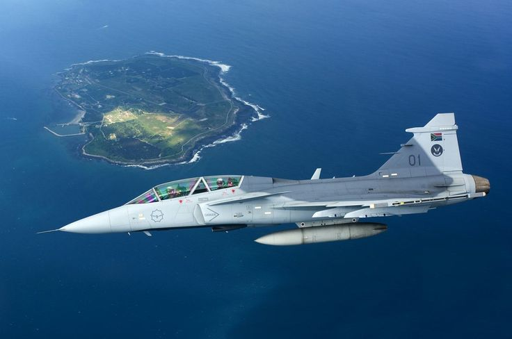 South African Air Force Saab JAS-39 Gripen