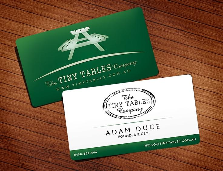 Tiny Tables Design