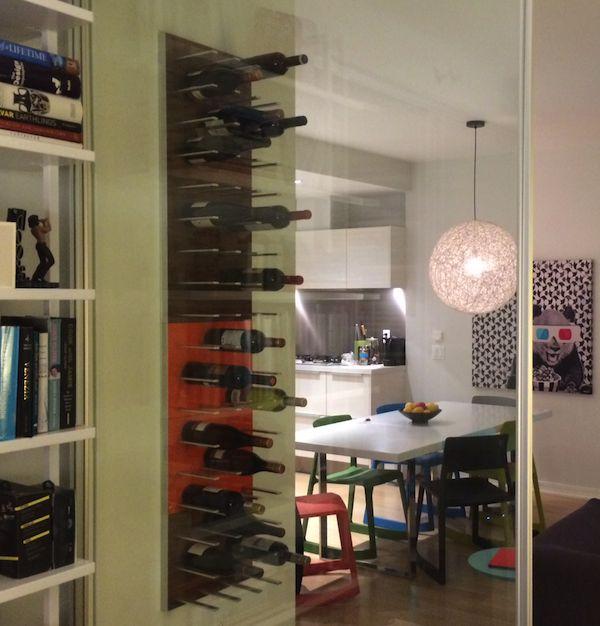 #modern #wine #storage #design www.getSTACT.com
