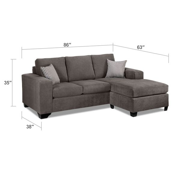 Fava Chaise Sofa Grey Chaise Sofa Couch With Chaise Sofa Offers