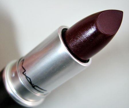 MAC Cremesheen lipstick in Hang-Up. My new favourite! It can go on sheer, or dramatic <3