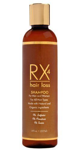 Rx 4 Hair Loss Unisex Organic Anti-hair Loss Shampoo with... https://www.amazon.com/dp/B00GN5L14A/ref=cm_sw_r_pi_dp_x_e-yfybNTBTE8N