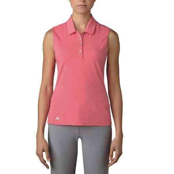 Adidas Ess Cotton Hand SL Ladies Polo Shirt *** Free Shipping*** #Adidas #PoloShirt