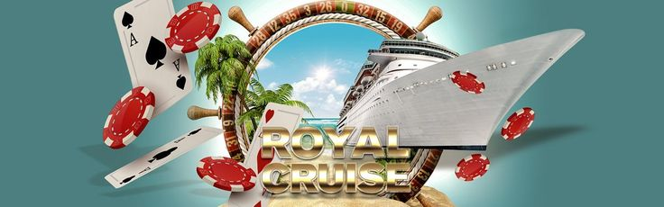 ROYAL CRUISE RAFFLE at Bingo Hall, for every $50 you wager on slots games get 1 ticket. More Info: #onlinebingo #onlineslots #slotsgames #raffle