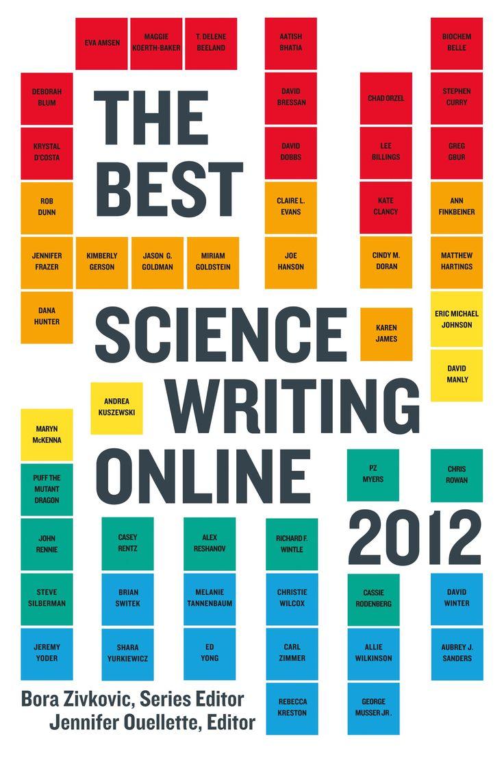 Scientific writing books
