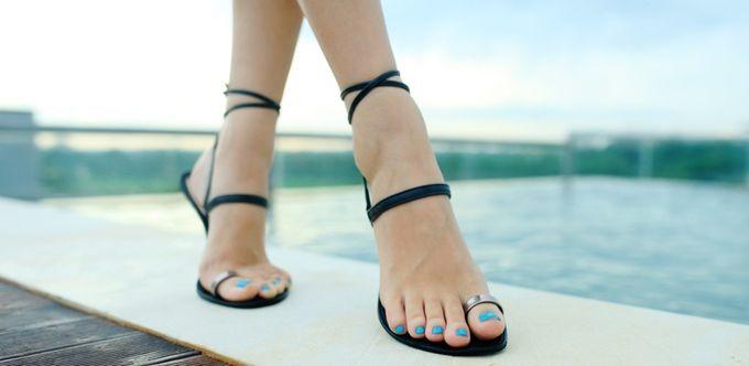 HiGH FEELS — beautiful barefoot shoes (flat sandals) by Yamina und Daniel — Kickstarter