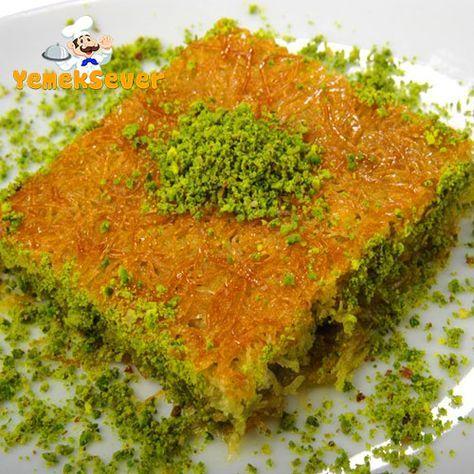 Yemek Tarfleri | YemekSever - Tel Kadayıf Nasıl Yapılır - Tel Kadayıf Tarifi için tıklayınız.