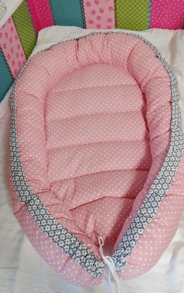die 17+ besten ideen zu baby nestchen auf pinterest | nestchen ... - Nestchen Babybett Motiven Stoffen Ideen