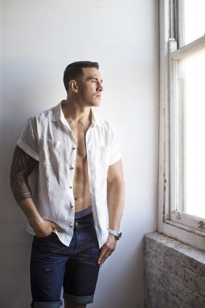 My top 5 personal style tips: Sonny Bill Williams - nzgirl