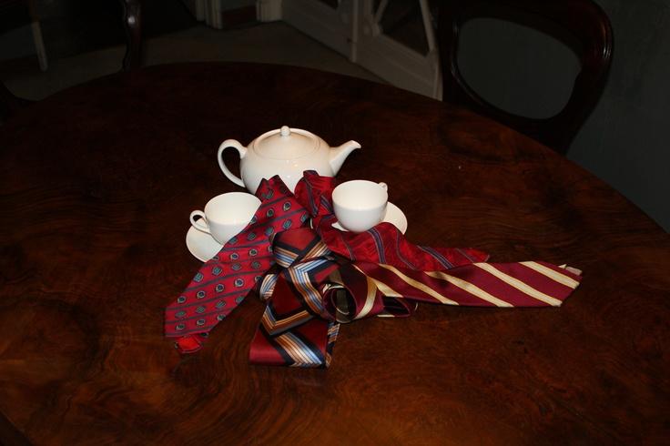 Red ties Valentines