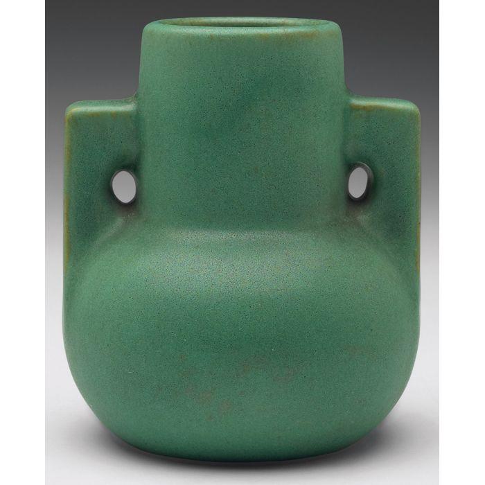 Arts and Crafts, 50s, Art Nouveau, Rookwood Pottery - Teco vase