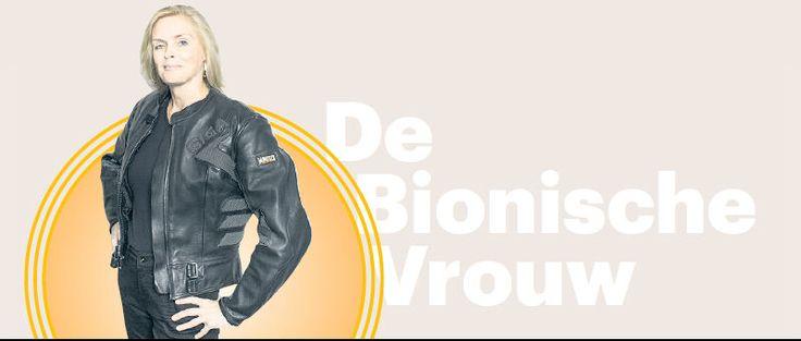 Bionische Vrouw