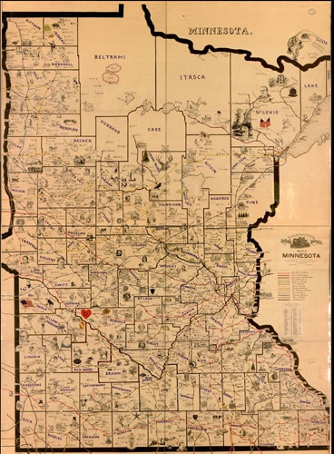 1000+ Images About Minnesota On Pinterest | US States Maps And Marquee Lights