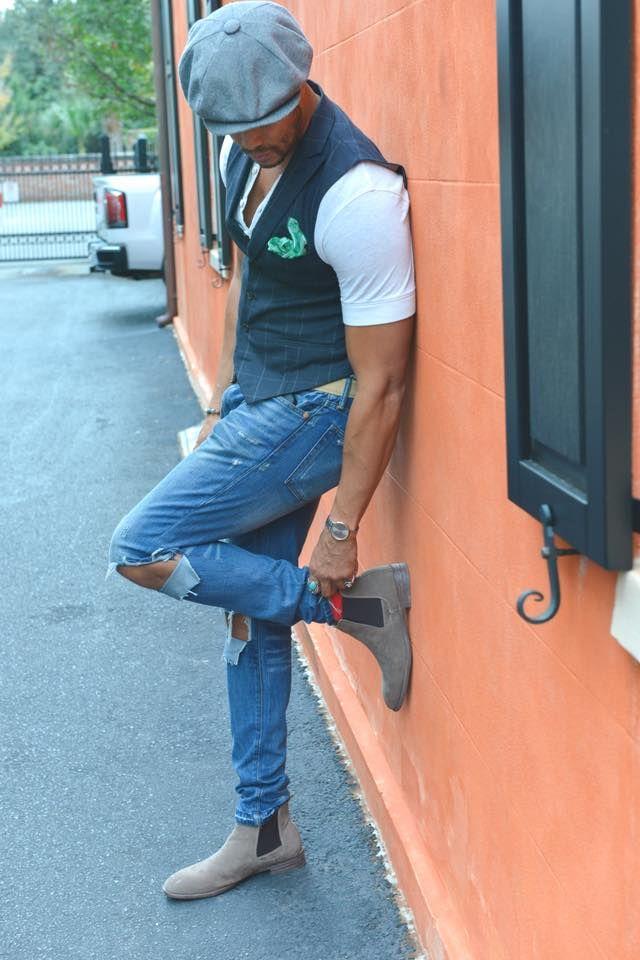 527c321b1ea Delaware | Adventures ahead | Leather chelsea boots, Chelsea boots ...