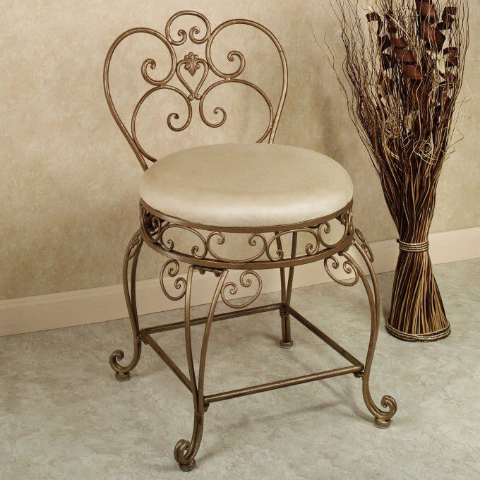 8 best linda vanity chairs images on pinterest | vanity chairs