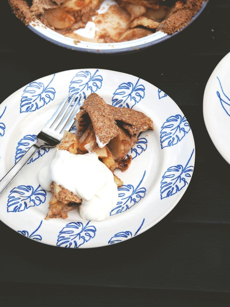 apple pie recipe - sugar free apple pie - sugar free dessert