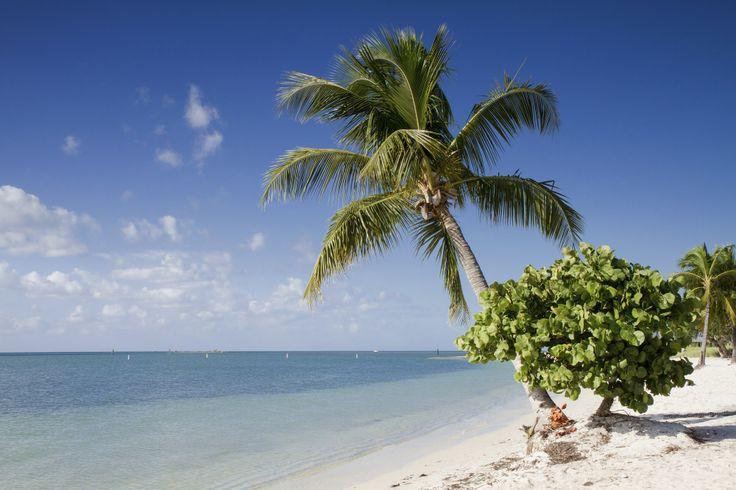Der Sombrero Beach auf den Florida Keys
