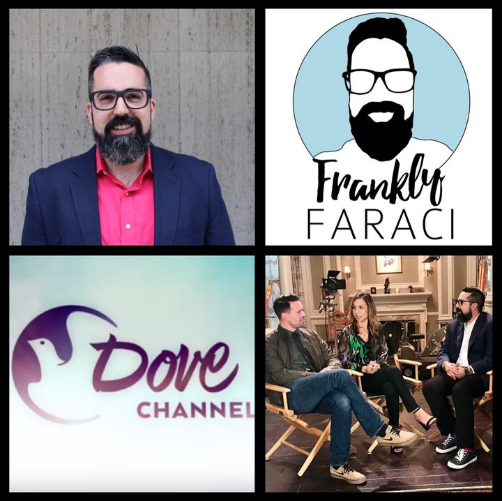 Dove Channel to Launch First-Ever Family-Friendly Talk Show 'Frankly Faraci' (Interview)