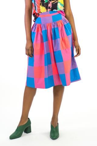 Picnic 80s Skirt