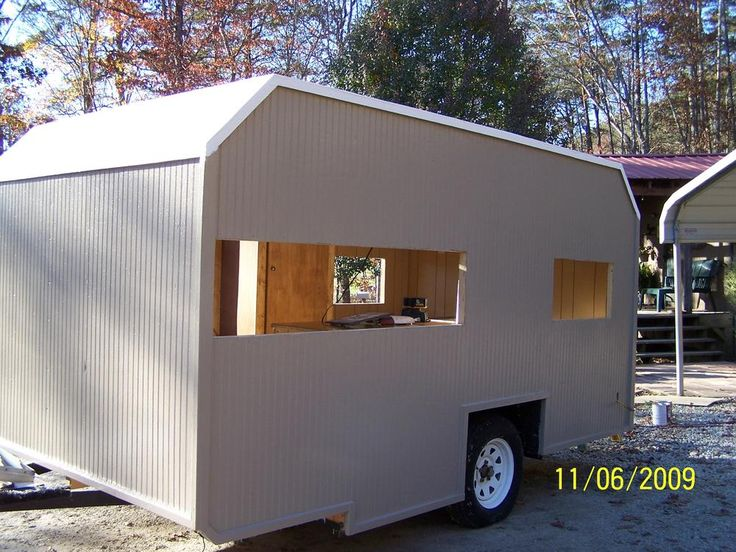 Homemade Camper Georgia Outdoor News Forum Camping