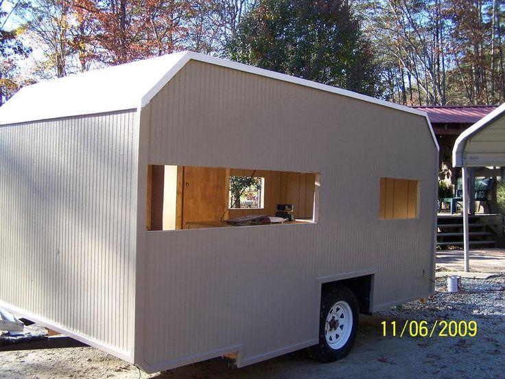 Homemade Camper Georgia Outdoor News Forum Camping