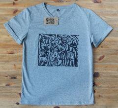 t-shirt Muzykanci