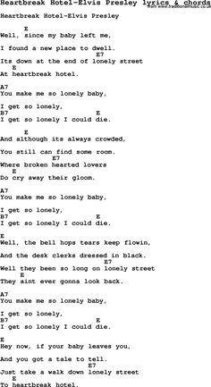 Best 25 elvis presley songs lyrics ideas on pinterest - Michael in the bathroom sheet music ...