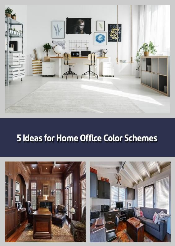 5 ideas for home office color schemes we hope you like on office color palette suggestions id=92697
