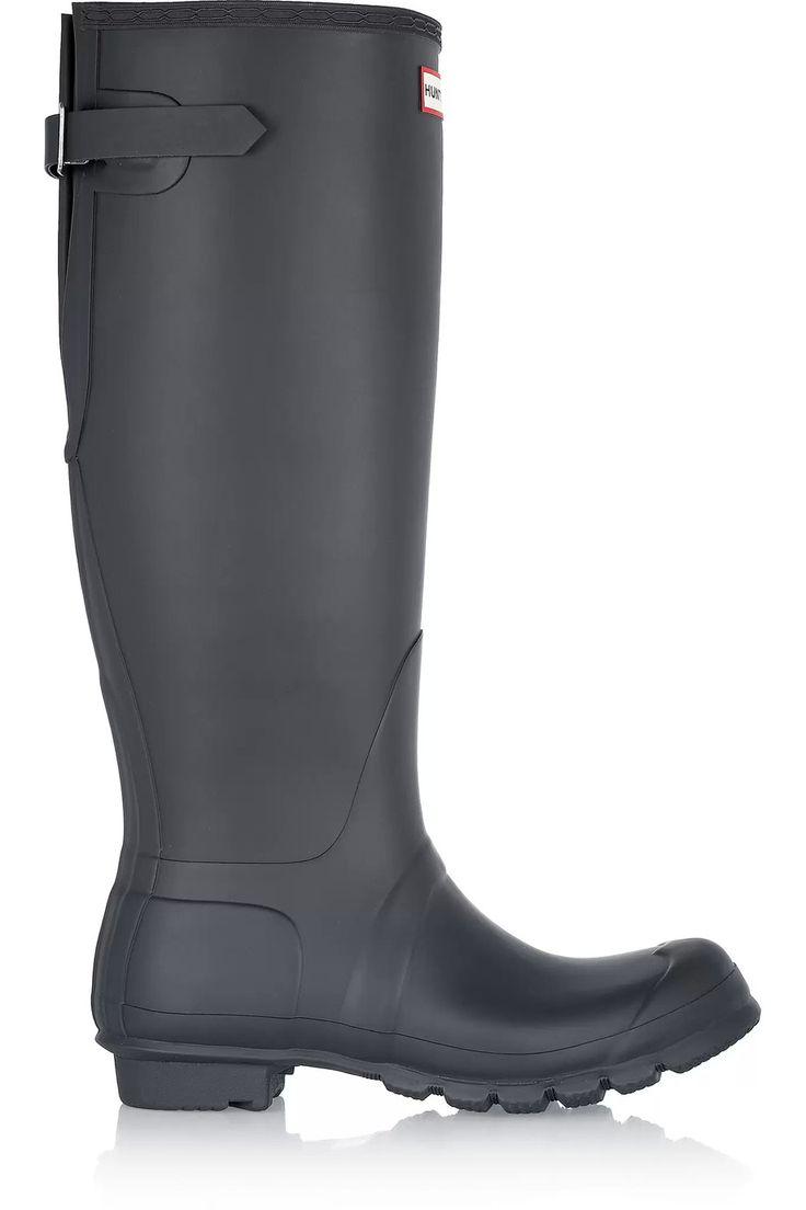 HUNTER ORIGINAL Original Wellington boots. #hunteroriginal #shoes #boots