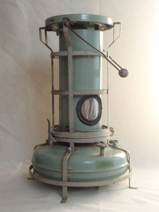 Online veilinghuis Catawiki: Petroleum Kachel - midden 20e eeuw