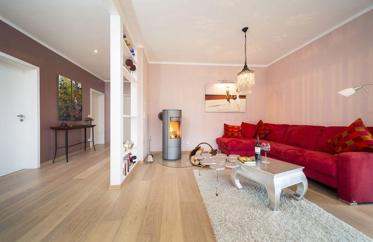 Kundenhaus - Plan E 10-095.1 - Flexibilität im eigenen Haus war dieser Bauherrin besonders im Hinblick auf das Alter wichtig. So kann zum Beispiel das Ankleidezimmer jederzeit zu einem ...