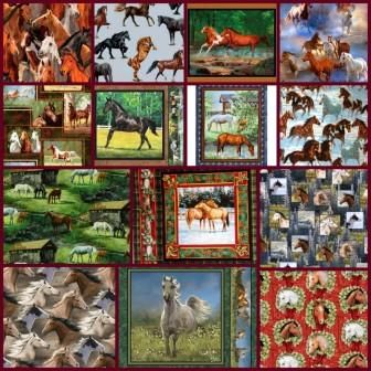 Best 25+ Horse fabric ideas on Pinterest | Fidget quilt, Fidget ... : horse material for quilts - Adamdwight.com