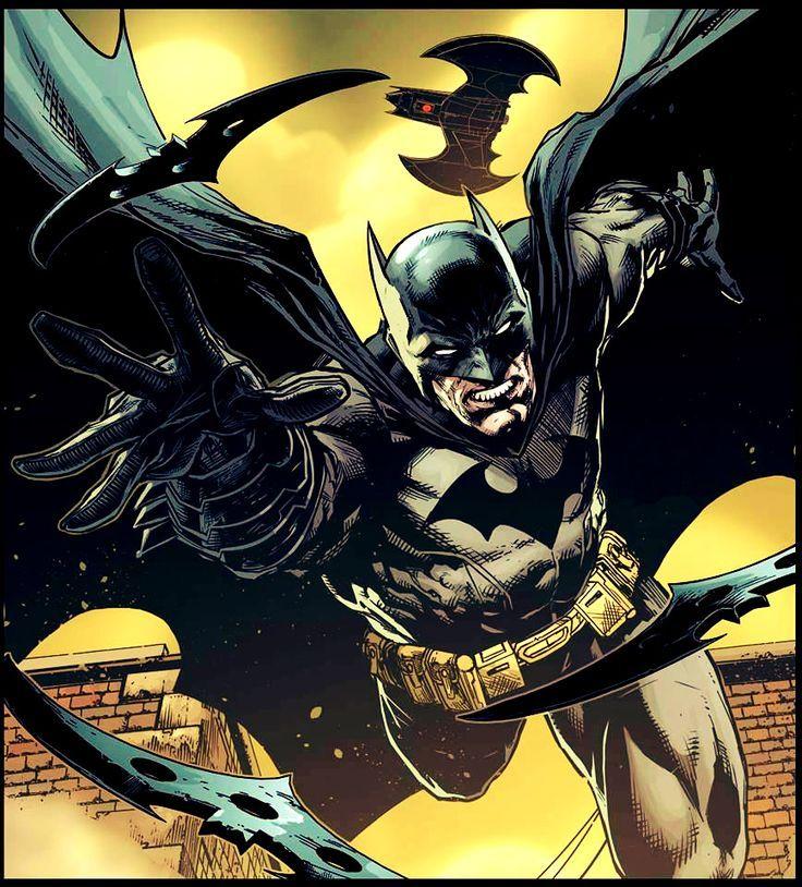 Jason Fabok Batman