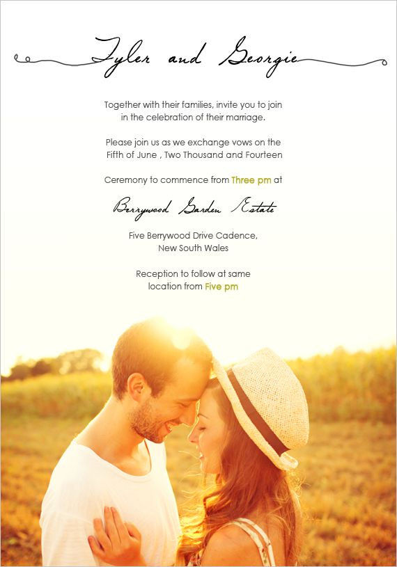 Sica Wedding Invitations | the white notebook #wedding #engaged #invitation #invitations #romantic #modern #love #cursive