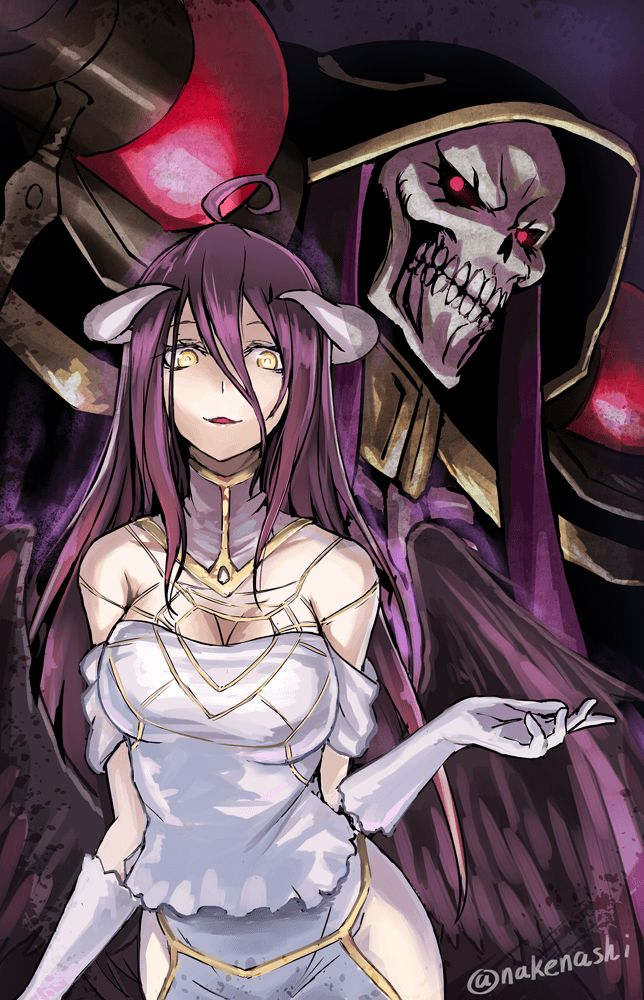 Image result for Overlord II anime pinterest