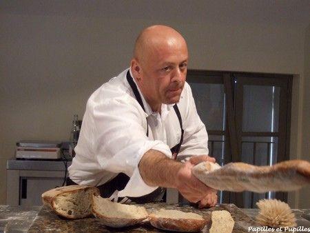 Le pain selon Thierry Marx »