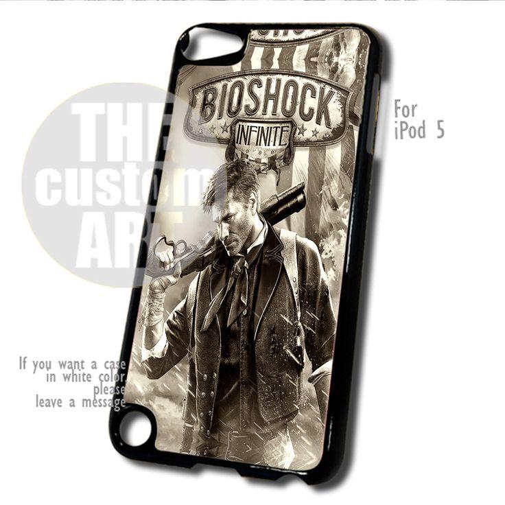 BioShock Infinite Box Art case for iPod 5 | TheCustomArt - Accessories on Bonanza