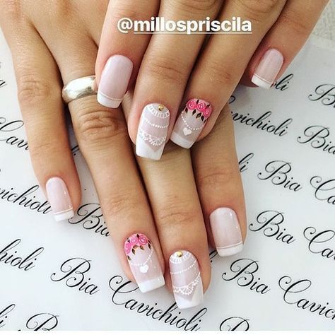 "921 Likes, 7 Comments - Blog Unhas Divas (@blogunhasdivas) on Instagram: ""Encantada por essas unhas / By @alescamilo_"""