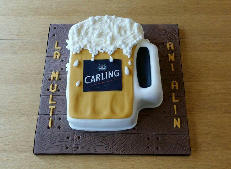 Beer Themed Cake Theme Cakes Beer Mug Cake Cake 30 Cake