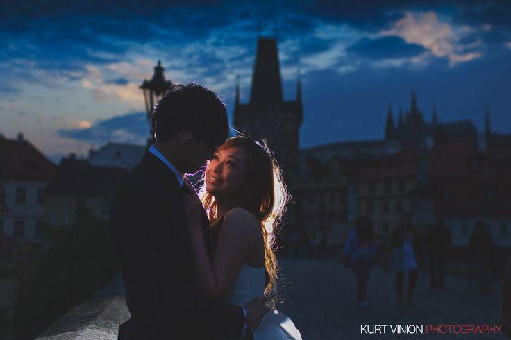 Prague pre weddings / Prague Castle portraits with Coco & Leung (HK)