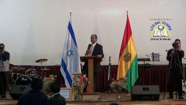 DAVID DIAMOND - EL ARREBATAMIENTO Y LA APOSTASÍA /Conferencias Parte 3/L...