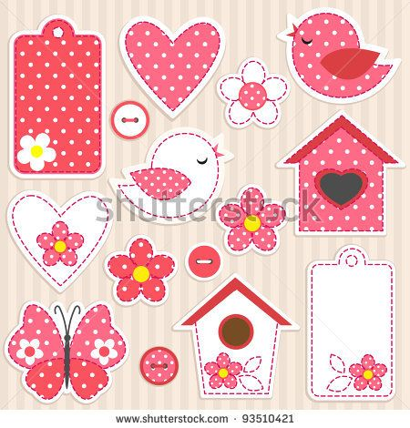 cute love set