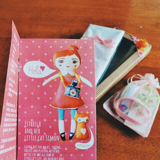 Make your own Mandarina doll! #diy #doll www.mandarinasdetela.etsy.com