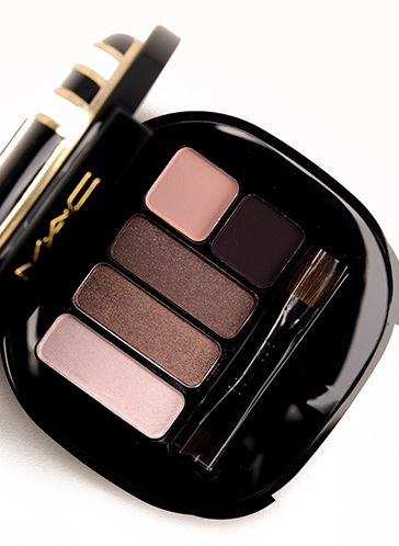 MAC Stroke of Midnight Cool Eyeshadow Palette