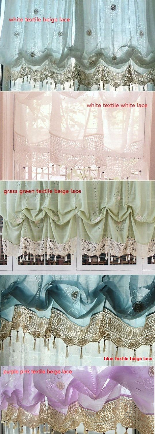 die 25 besten ideen zu shabby chic vorh nge auf pinterest vintage vorh nge m dchenraum. Black Bedroom Furniture Sets. Home Design Ideas