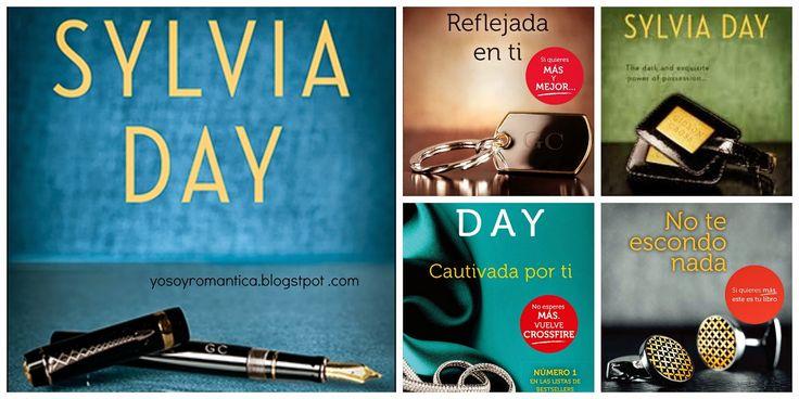 SOY ROMANTICA: portada y reseña del 5 libro de la saga crossfire de silvia day