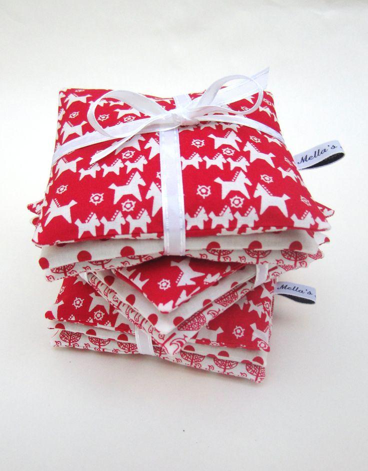 Red Lavender Bags - £10  www.facebook.com/mellasmakings
