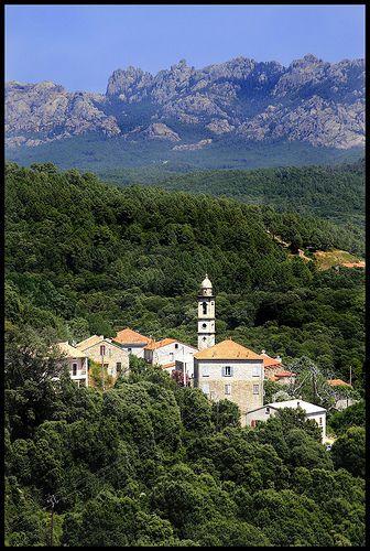 Levie, Corsica www.louercorse.com